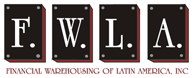 Financial Warehousing of Latin America, Inc. Retina Logo